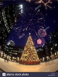 Christmas Lights Around Pittsburgh Christmas Tree Lights Ppg Plaza Ice Rink Philip Johnson