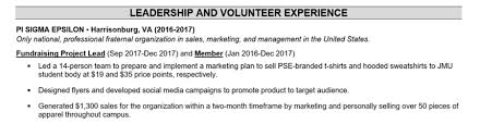 How To Include Volunteer Experience On A Resume TopResume Mesmerizing Resume Experience
