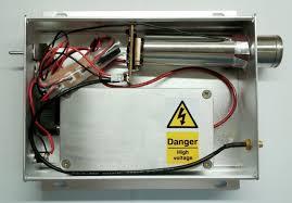 homemade gamma spectrometer