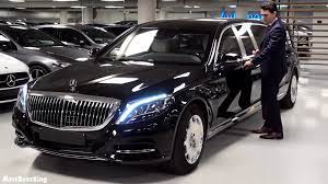 Perspective is less about what you see and more about how you see. Rare Look At The 2019 Mercedes Maybach S600 Pullman Guard