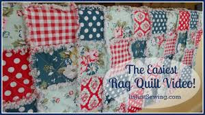 How to Make a Rag Quilt - YouTube &  Adamdwight.com