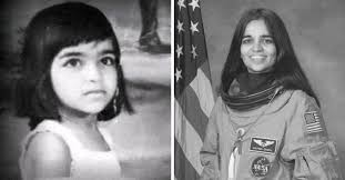 Kalpana Chawla Birth Chart Kalpana Chawlas Childhood In India A Story Of Indomitable