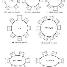round table and chairs top view. Exceptional Round Table Sizes And Seating Chair Dimensions Top View Chairdsgn Intended For Sizing 1500 X Chairs