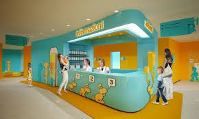 kids office. kids docters office interior google search e