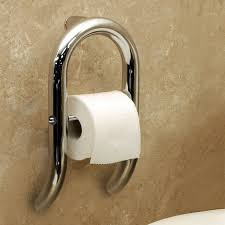 unique recessed toilet paper holder brushed nickel