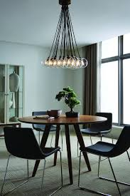 the gambit 19 lite led multiport chandelier family from tech lighting exudes undeniable beauty and