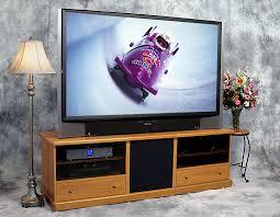 modular home furniture. Munari System M5 Home Theater Credenza - Cherry Modular Furniture