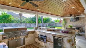 covered patio woodlands outdoor kitchen construction 5 jwjbwzl