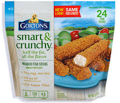 smart crunchy fish sticks