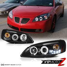 Pontiac G6 Light Bulb Details About Super Cool 2005 10 Pontiac G6 Black Halo Projector Headlight Rgb Led Bulbs Set
