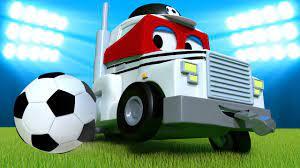 FIFA đặc biệt - Xe tải trọng tài - Siêu xe tải Carl 🚚⍟ những bộ phim hoạt  hình về xe tải - YouTube