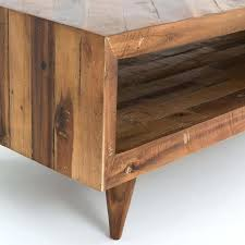 refurbished pine coffee table reclaimed wood coffee table west elm colonial reclaimed pine box coffee table