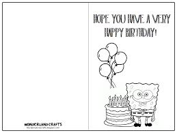 free printable photo birthday cards birthday cards to print and color free images to print out print out