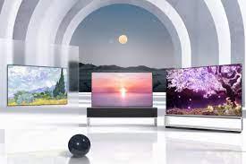 LG OLED TV-Auswahl für 2021 im Vergleich: G1, C1, BX und mehr