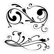 oval filigree frame tattoo. Filigree Design - Clipart Library Oval Frame Tattoo