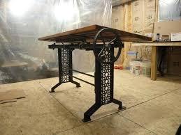 industrial furniture legs. Vintage Industrial Table Legs Iron Furniture Elegant Machine Base Antique . Y