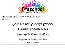 sunday school flyer samples related keywords suggestions pre school sunday