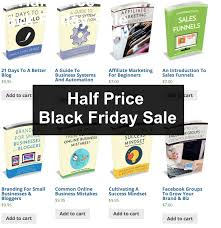 Online Entrepreneur Black Friday Sale All Ebooks Reports
