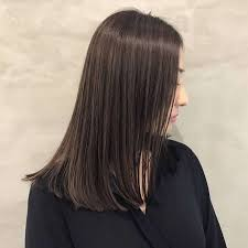 Peek A Boo 切りっぱなしロングハイライト 阿藤俊也の髪型 Stylistd