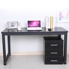 cheap desks for home office. KRUZO Minimalist Home Office Desk Table (120cm X 60cm 74cm) 2ft 8in Cheap Desks For