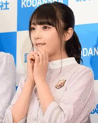 人気上昇中乃木坂46三期生 与田祐希ちゃん風ヘアスタイル ヘア