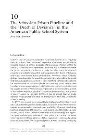 social deviance example essay
