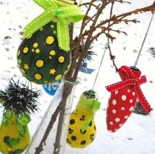Best 25 Lightbulb Ornaments Ideas On Pinterest  Diy Light Bulb Christmas Crafts From Recycled Materials