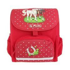 <b>Ранец дошкольный Herlitz</b> MINI Softbag, 24*26*14 см, для девочек ...