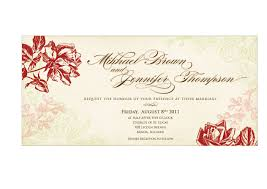 Wedding Invitation Format Design Printing Marriage Card