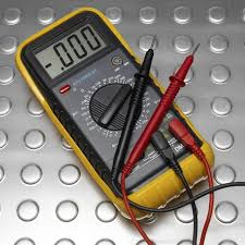 how to test a 3 phase motor with a multi meter
