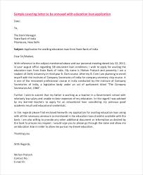 sample for cover letters 95 best free application letter templates samples pdf doc