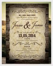 Wedding Invitation Templates Downloads 571 Wedding Invitation Templates Free Sample Example
