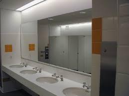 public bathroom mirror. Commercial Bathroom Mirrors Inovodecor Com Public Mirror