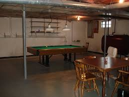 unfinished basement ideas. Functional Unfinished Basement Lighting Ideas Unfinished Basement Ideas O