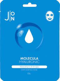 <b>Тканевая маска</b> для лица с <b>гиалуроновой</b> кислотой J:ON Molecula ...