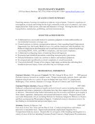 Lawyer Resume 9 Resume Sample Attorney Labor Relations Executive