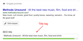 title tags guide good bad examples search engine watch title tag on page