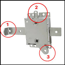 this can be used to extend the bolt either manually from the inside or using an exterior handle