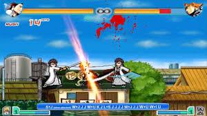 Bleach Vs Naruto 2.5 - Sosuke Aizen Combo Tutorial - YouTube
