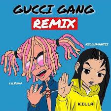 gucci gang. lil pump- gucci gang (killumantii remix) by killumantii | free listening on soundcloud