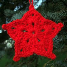 Crochet Star Pattern Free Mesmerizing Free Crochet Star Pattern WoolnHook By Leonie Morgan