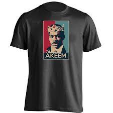 <b>Gildan</b> - Akeem Poster Coming To America Mens Personalized T ...