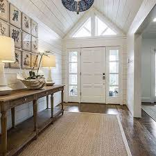 what should you paint on the inside of your front door