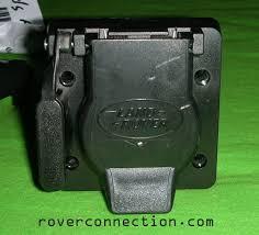 land range rover sport lr4 lr3 lr2 tow trailer wiring land rover lr3 genuine trailer wiring harness