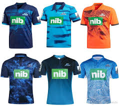 best quality 2017 new zealand blues rugby territory 2018 2019 auckland blues rugby jersey 2017 blues rugby shirts size s 3xl at rugby
