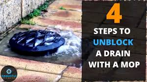 blockeddrain drain drains