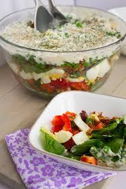 layered salad