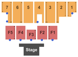 Five Flags Center Seating Chart Five Flags Center Arena Tickets In Dubuque Iowa Seating