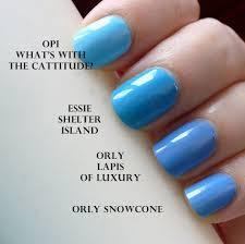 Day Loves Colours Light Blue Cremes Comparison