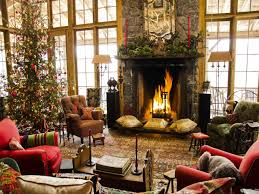Of Living Rooms Decorated For Christmas Christmas Living Room Decorating Ideas Home Design Ideas